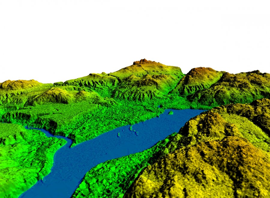 Lidar Surveys : Groupe Info Consult
